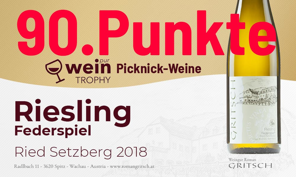 News Genuss Wein pur Trophy - 2019 - Picknick Weine
