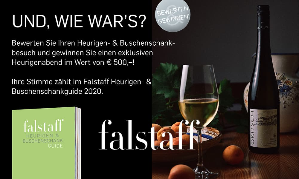 Falstaff Heurigen Guide 2020