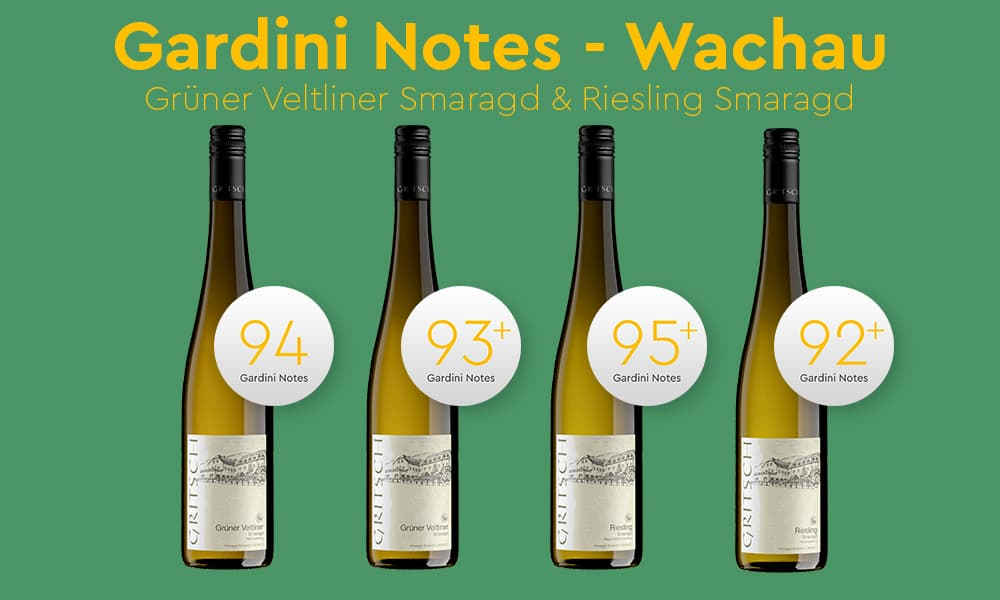 News Gardini Notes - Austria Wachau 2020
